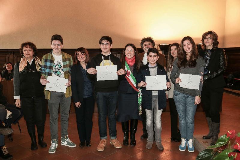 Foto premio Luzi