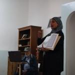 Laboratorio presso la Moschea