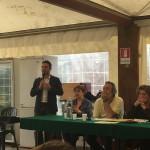 Intervento del Presidente del Quartiere 4, Mirko Dormentoni.