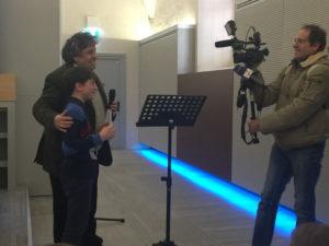premiazione di Manuele Landi