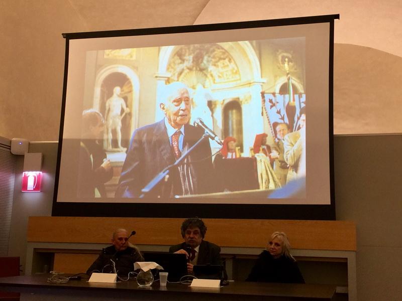 Prof. Marco Marchi, Dr.ssa Elisabetta Biondi delle Striscia, Dr.ssa Nicoletta Mainardi