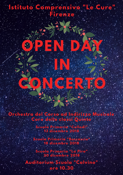open-day-concerto